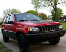 Attractive 1993 98 Jeep Grand Cherokee ZJ Angry Eyes Mad Headlight Decals BAD BOY COOL!