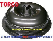 A904 high stall torque converter 2200-2500 27 SPLINE (NON-LOCKUP) 1 year warrant