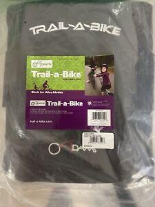 Adams Trail-a-Bike Back Rest  Black #BT5010