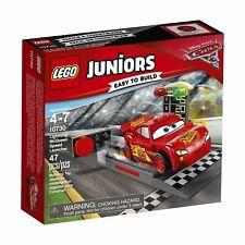 Lego 10730 Disney Cars 3 Lightning McQueen Speed Launcher New Unopened 47 Pieces