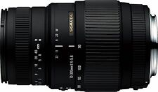 Sigma 70-300mm f/4-5.6 DG Macro Lens for Sony A Mount