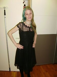 Miusol Kleid schwarz