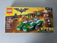 Lego The Batman Movie Set 70903 The Riddler Riddle Racer 2017 Sealed