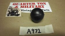 Shift Knob Correct With Ring Fits Willys MB Ford GPW CJ2A CJ3A jeep