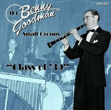 Benny Goodman-class of'39 CD NEUF
