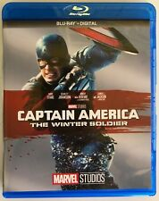 MARVEL CAPTAIN AMERICA THE WINTER SOLDIER BLU RAY FREE WORLD WIDE SHIPPING BUYIT