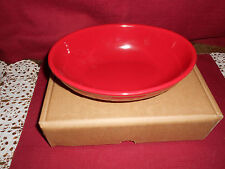 Longaberger Woven Traditions Vegetable Bowl ~ Tomato! New In Box! L@K!