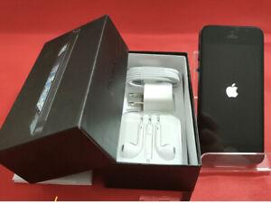 Original unlocked Apple iPhone 5 64g Black White ios 9 Smartphone sealed package