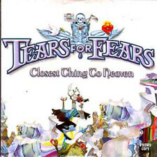 CD Single TEARS FOR FEARS Closest Thing To Heaven promo 5-track
