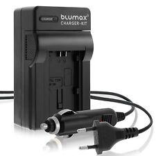 Cargador de batería para Canon BP-709-718 BP BP-727 | Legria HF 36 37 VIXIA | 90660