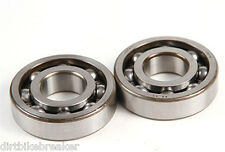 KTM Husky Boy Malaguiti LEM 50 cc Air-Cooled Morini S5 Crank Shaft Main Bearings