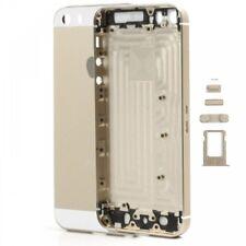 Tapa trasera Apple iPhone 5S dorado nueva