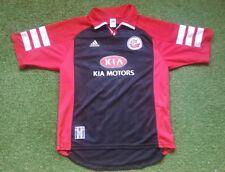 FC Hansa Rostock Trikot L 99/00 Adidas Shirt KIA ( 22 Agali )