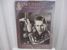 Chet Atkins Vintage Fingerstyle Sheet Music Song Book Guitar Tab Tablature