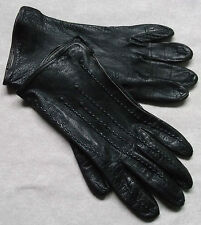 Unbranded Leather Vintage Gloves