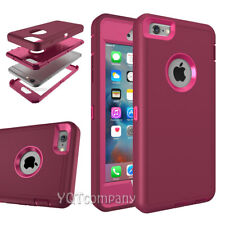iPhone 7 / 7 Plus / 8 / 8 Plus Case Cover Protective Hybrid Rugged Shockproof