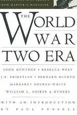 The World War II Era: Perspectives on All Fronts from  Harper's Magazine by...