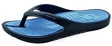 Ladies Eva Toe Post Flip Flop Womens Pool Beach SLIPPER Water Proof Shoes Navy UK Size 8