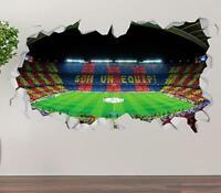 Barcelona Camp Nou Stadium Custom Wall Decals 3D Wall Stickers Art OP280
