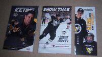 NEW Very Rare SIDNEY CROSBY Pittsburgh Penguins PROGRAM/Magazine LOT jersey 2020