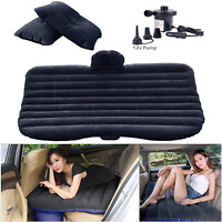 Inflatable Mattress With Air Pump/Heavy Duty Inflatable Car Mattress Bed for SUV