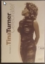 Tina Turner Celebrate the best of Tina Turner R0 - all regions DVD