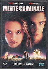 Dvd - MENTE CRIMINALE