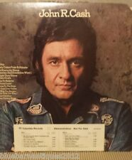 JOHNNY CASH DEMO RECORD SUPER RARE FROM 1975