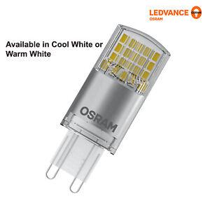 Osram G9 LED 3.8W = 40w Capsule Light Bulb Replacement For G9 Halogen light bulb
