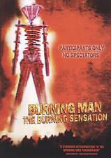 Burning Man: The Burning Sensation (DVD, 2018) Resealed