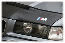 BMW 3 SERIES E36 1991 - 1998 BONNET BRA STONEGUARD M LOGO BADGE EMBLEM