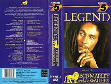 (VHS) Bob Marley - Legend - The Best Of Bob Marley & The Wailers - Stir It Up