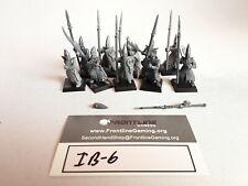 Warhammer Fantasy Dark Elves Dreadspears Painted OOP IB-6