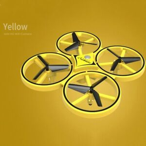 Remote Control Ufo Helicopter Children Toys Small Watch RC Drone Sensing Gesture