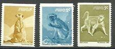 SWA - Wildlebende Säugetiere - Rollenmarken Satz postfrisch 1980 Mi. 493-495