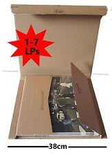 Qty 10 x 12″ Vinyl Record LP Mailer Packaging Box CLP - CHEAPEST ON EBAY! SQ1CLP