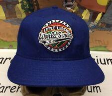 696eeba4dfa Little League World Series New Era Vintage Fitted Hat cap 7 1 8 2002 LLWS