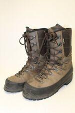 Meindl Hoffman Boots Mens 12 47 DiGAfix Leather Steel Toe EH Hiking Work Boot