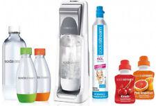 SODASTREAM Wassersprudler COOL incl.CO2 Zylinder und 4 FLASCHEN-SUPER SPAR PACK