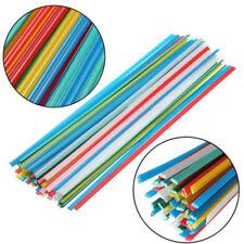 50pcs Mix Color Set Plastic Welding Rods PP/PVC For Plastic Welder Sticks Tool