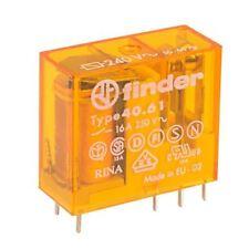 FINDER 40.61.8.240.0000 240V Relè (miniatura) sdpt DC 16A
