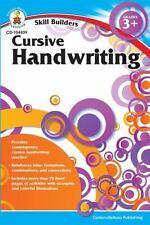 Skill Builders Ser.: Cursive Handwriting, Grades 3 - 5 (Trade Paper)