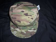 MULTICAM HAT PATROL CAP size 7 1/2 NWT GENUINE USA MILITARY ISSUE Sam Bonk Co. s