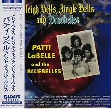 PATTI LABELLE AND THE BLUEBELLES-SLEIGH BELLS. JINGLE...-JAPAN MINI LP CD C94