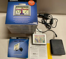 Garmin Nuvi 350 GPS Receiver 3.5 Inch Portable Navigator