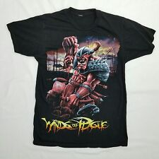 Winds Of Plague Band Shirt Black Demon Severed Head Deathcore Symphonic Metal