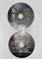 Silent Hill 2 & Making Of DVD PS2 Sony PlayStation 2 Video Game - VGC Discs Only