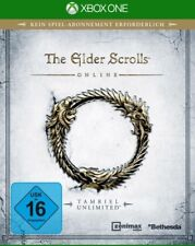 Xbox One Game The Elder Scrolls Online: Tamriel Unlimited New