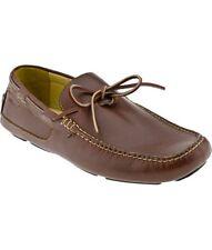 Sebago Men's Denton Cognac/Brown Leather Boat Shoe Driving Moccasin B12302