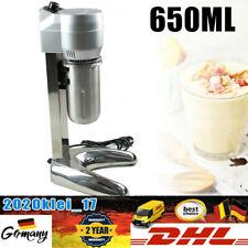 650ML Milchshaker Drink Mixer Protein Shaker Cocktail Bar Frappe Mixer 300W 220V